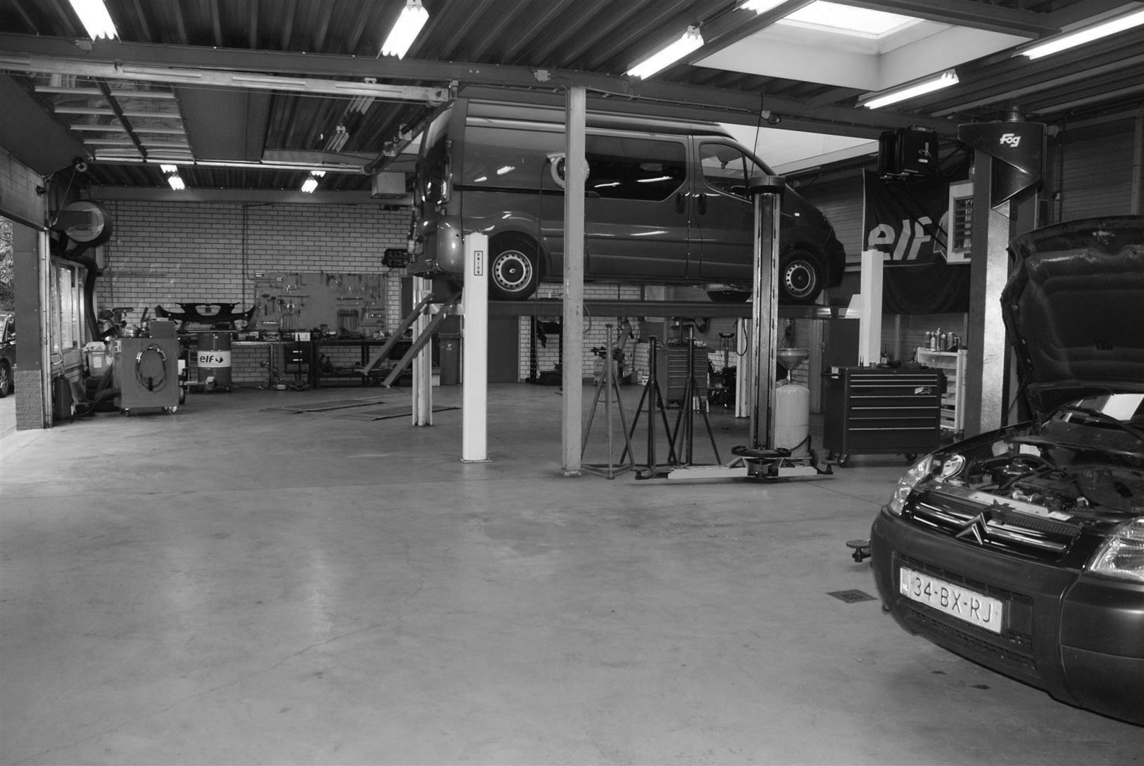 Autobedrijf wilber van gogh for Autobedrijf avan